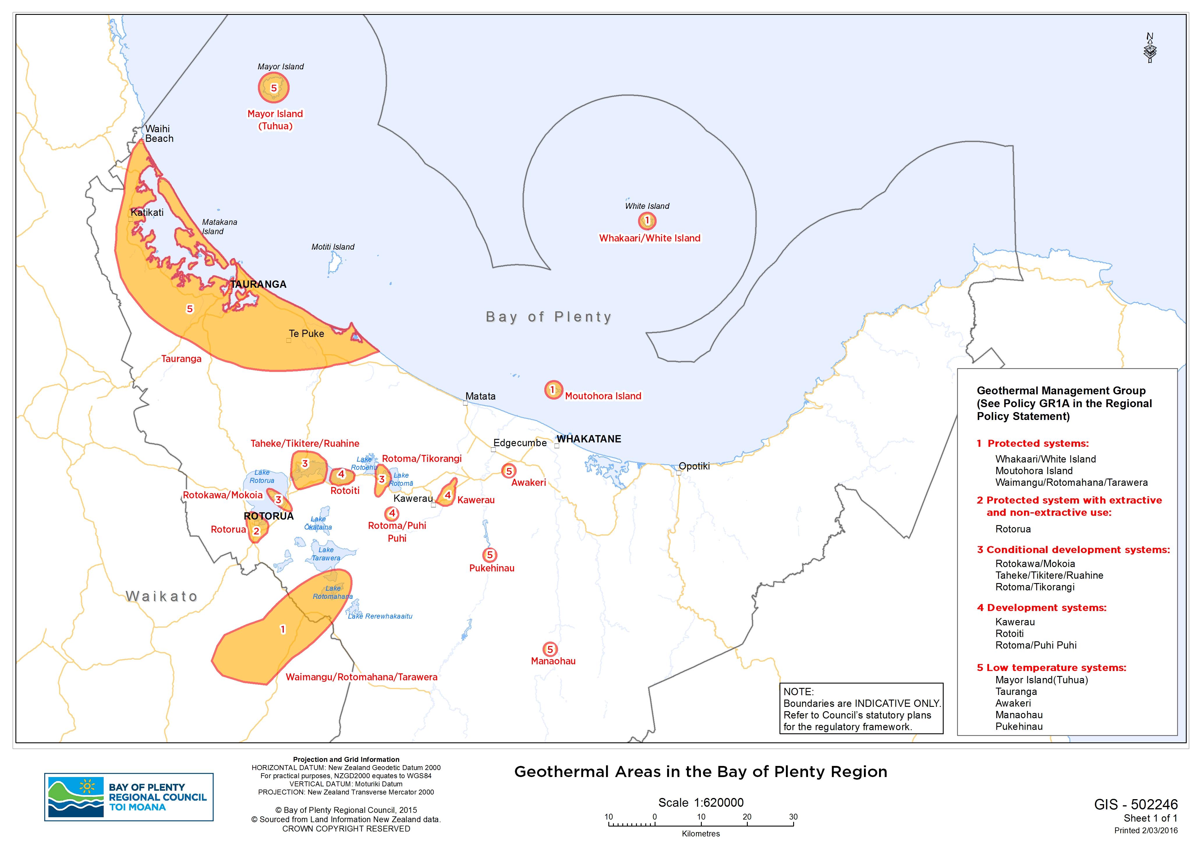 Nz Geothermal Fields Association Dry Steam Power Plant Diagram Bay Of Plenty Regional Council Systems Map