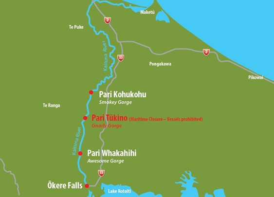 Stakeholders put Kaituna River first as decision made on